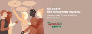 Die Kraft der Mediation erleben